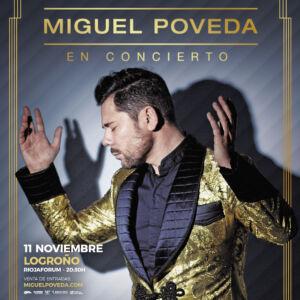 Miguel Poveda En concierto @ Riojaforum